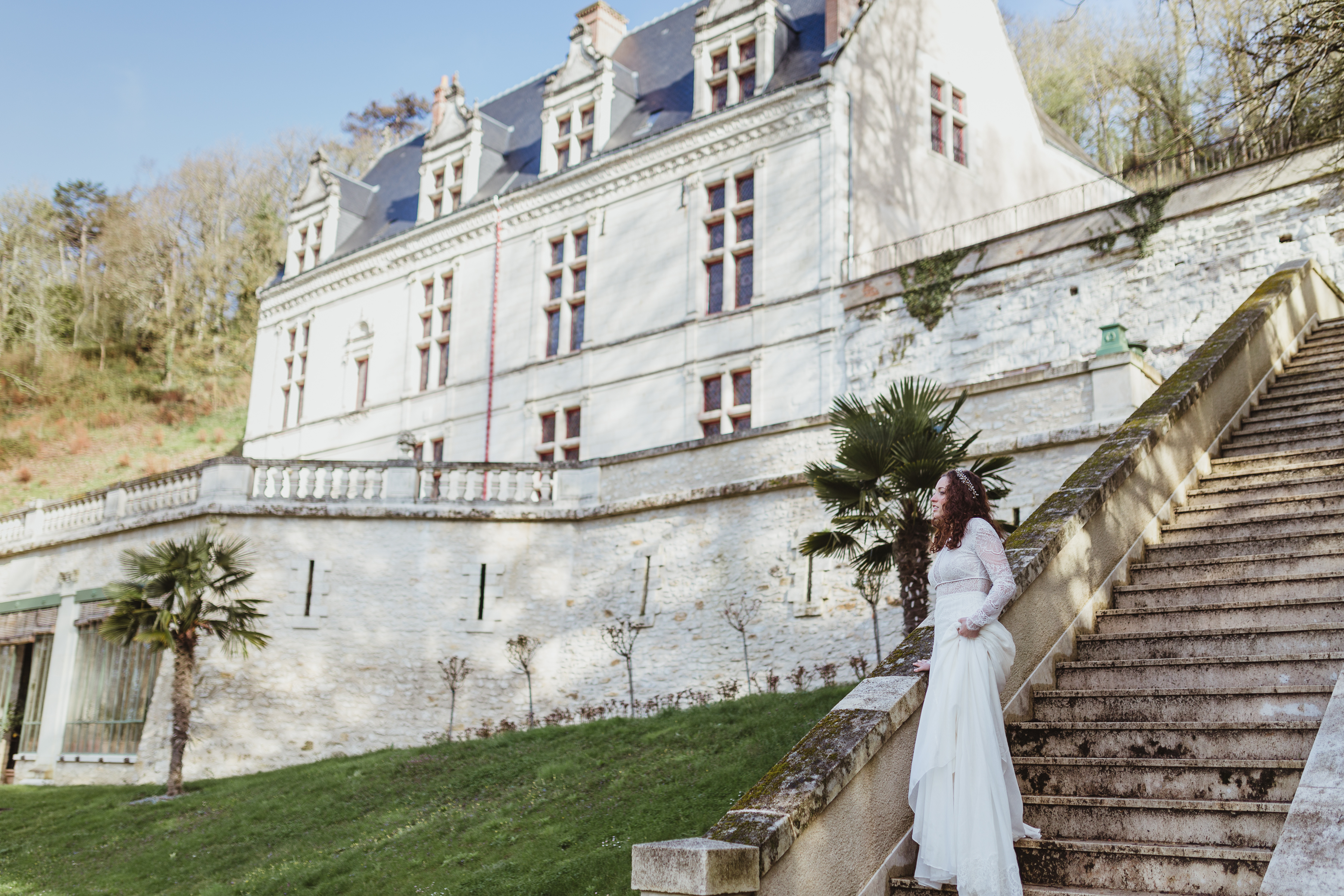 destination wedding Loire Valley